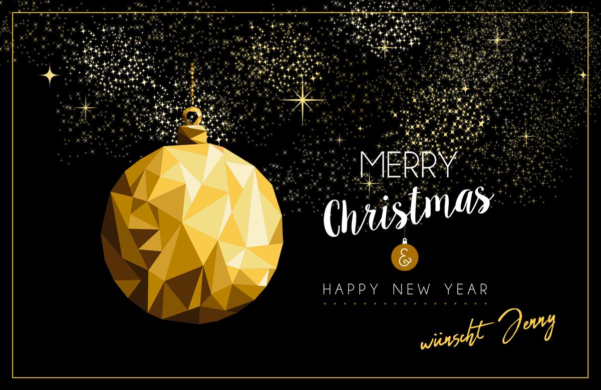Diener Design wünscht fröhliche Weihnachten