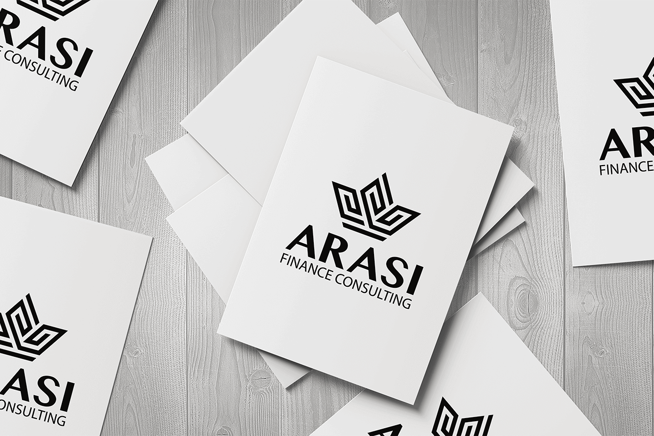 Logo-Design für Arasi Finance Consulting