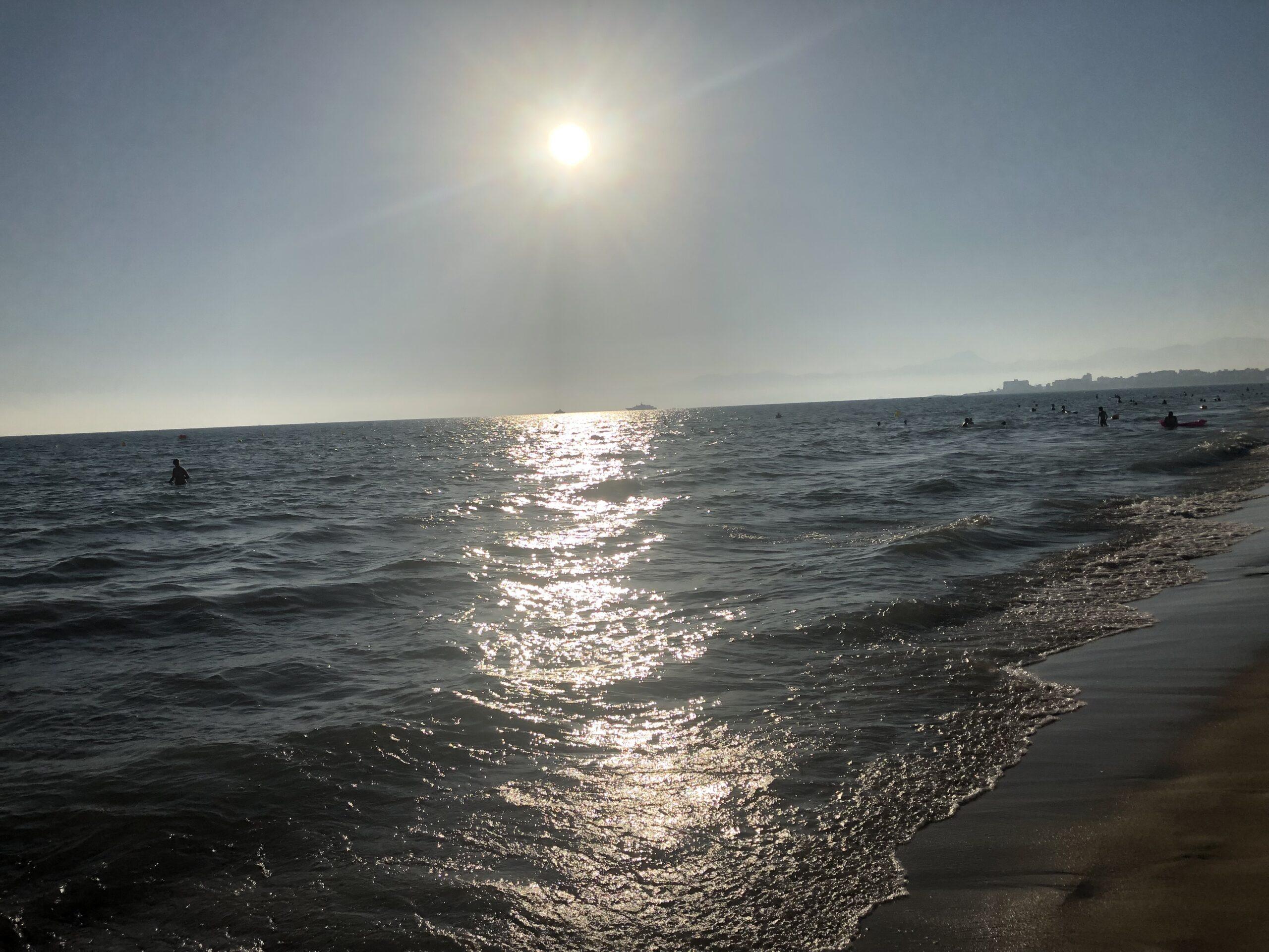 Man sitzt insgesamt viel zu wenig am Meer