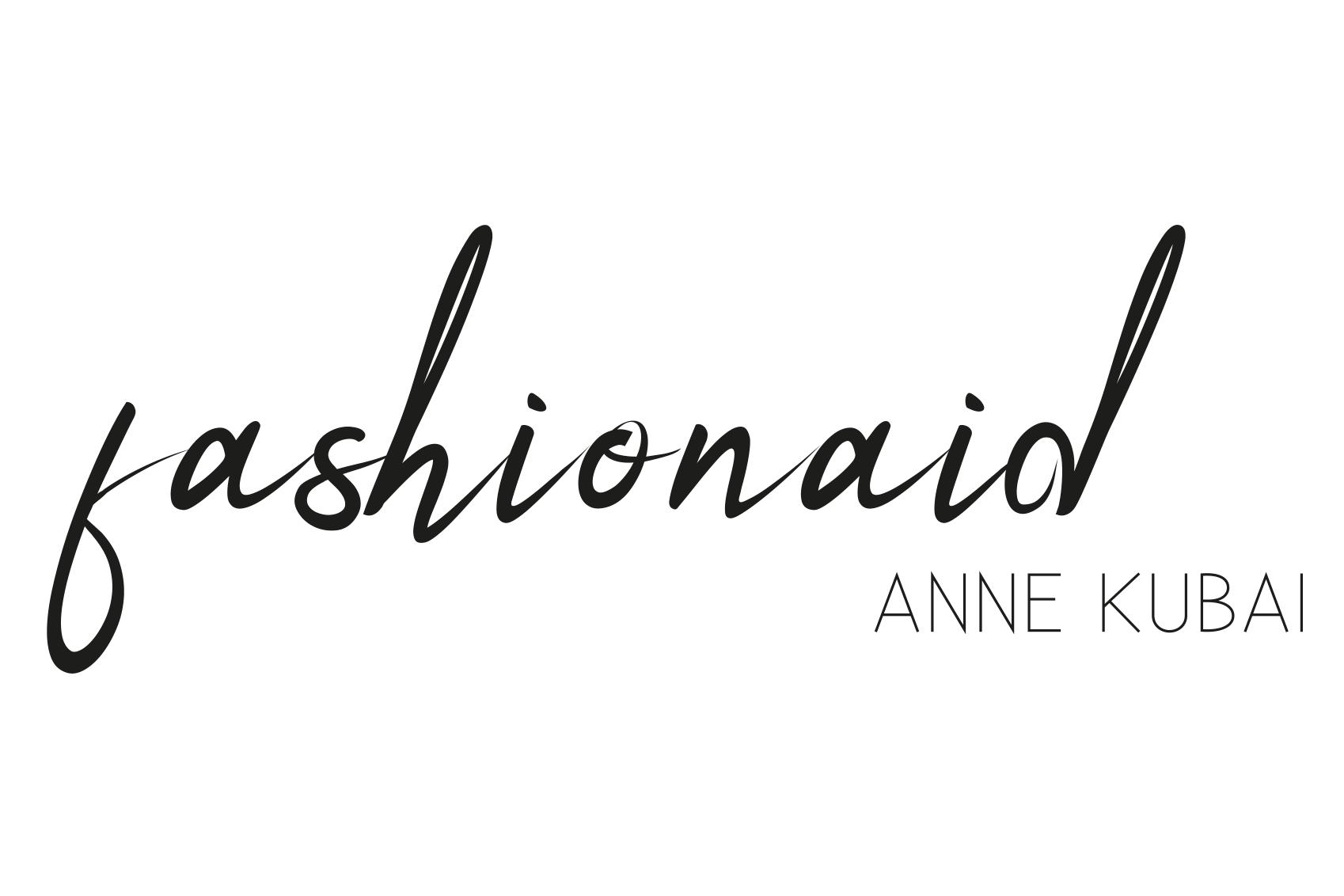 Werbeagentur Diener Design: Fashionaid by Anne Kubai
