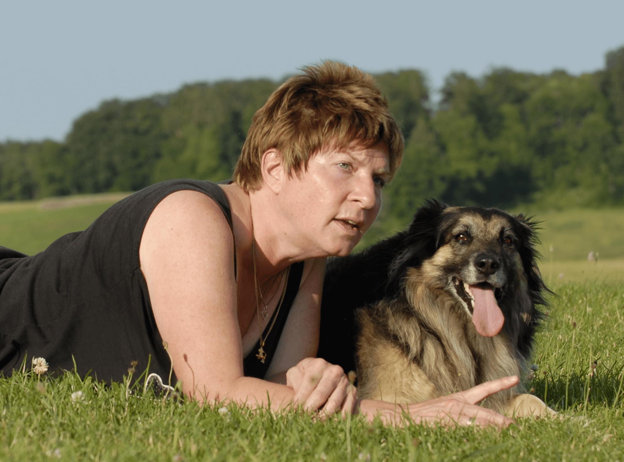 Sue Arnhold – Hundeschule Wetzikon/Marrón's Hundelädeli