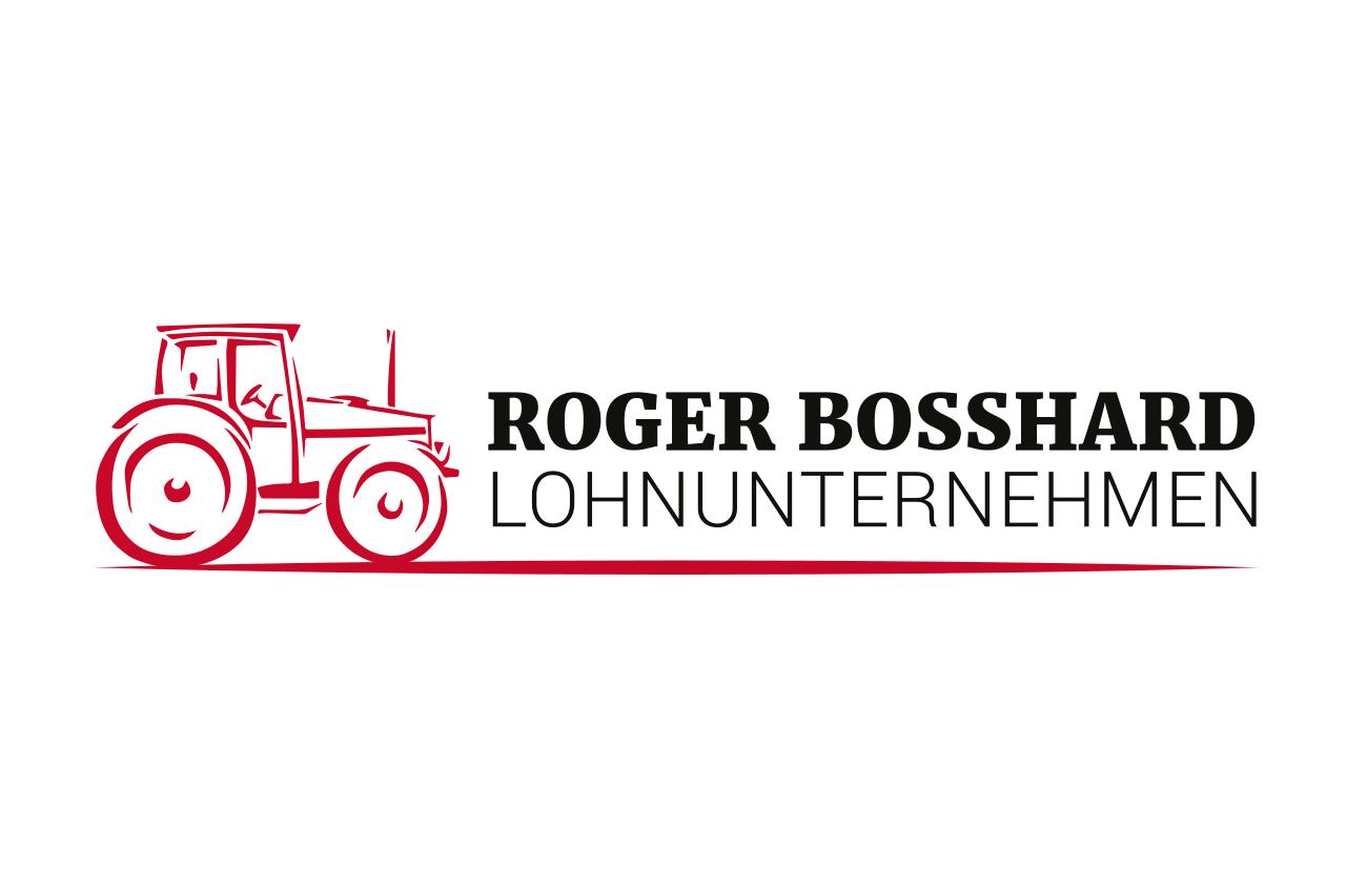 Roger Bosshard Logodesign