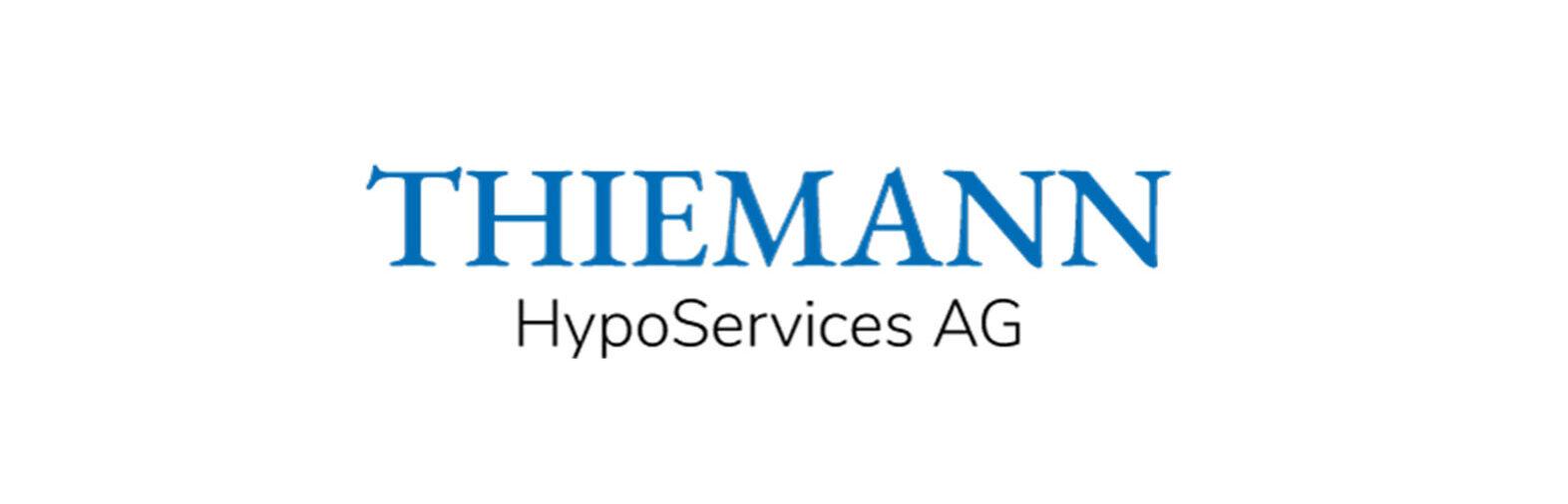 Thiemann HypoServices AG | Neues Logo